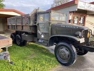 GMC 1942   CCKW 353 with winch militärlastbil