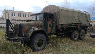 MAGIRUS-DEUTZ JUPITER   militärlastbil för delar