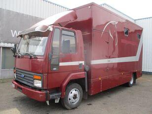 FORD Cargo 0811 , Belgium Horse Truck skåplastbil