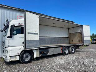 MAN TGX 26.440, 6x2 skåplastbil