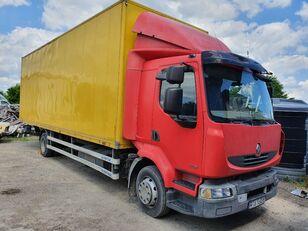 RENAULT MIDLUM 220 KONTENER+LBW KLIMA EURO 4 skåplastbil