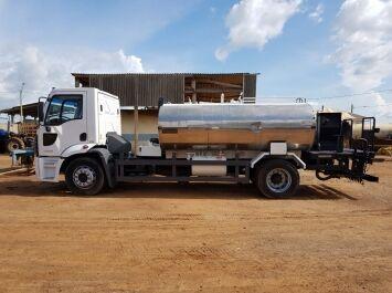 FORD 1722 tankbil