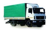 ny MAZ 534026 tilt lastbil