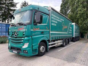 MERCEDES-BENZ 2545 L 6X2 ACTROS / EURO 6 tilt lastbil