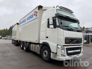 VOLVO FH 13 tilt lastbil + tilt trailer
