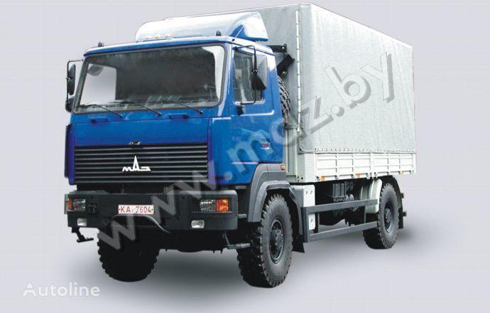 ny MAZ 5309 Polnoprivodnyy tilt lastbil