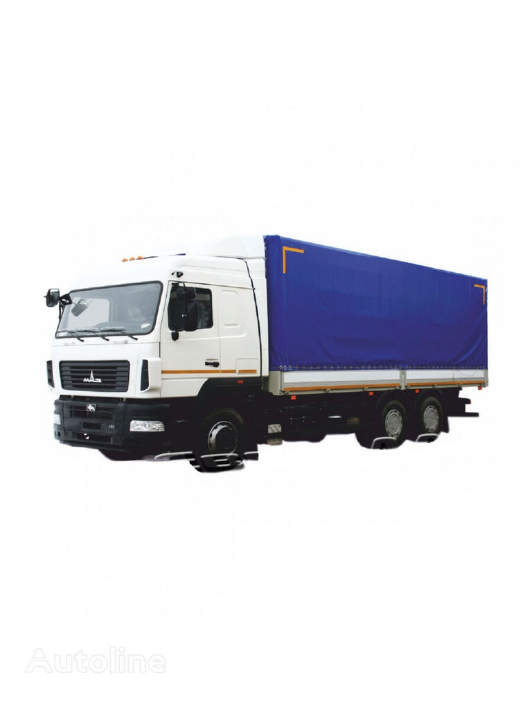 MAZ 6312S9-520-010 (EVRO-5) tilt lastbil