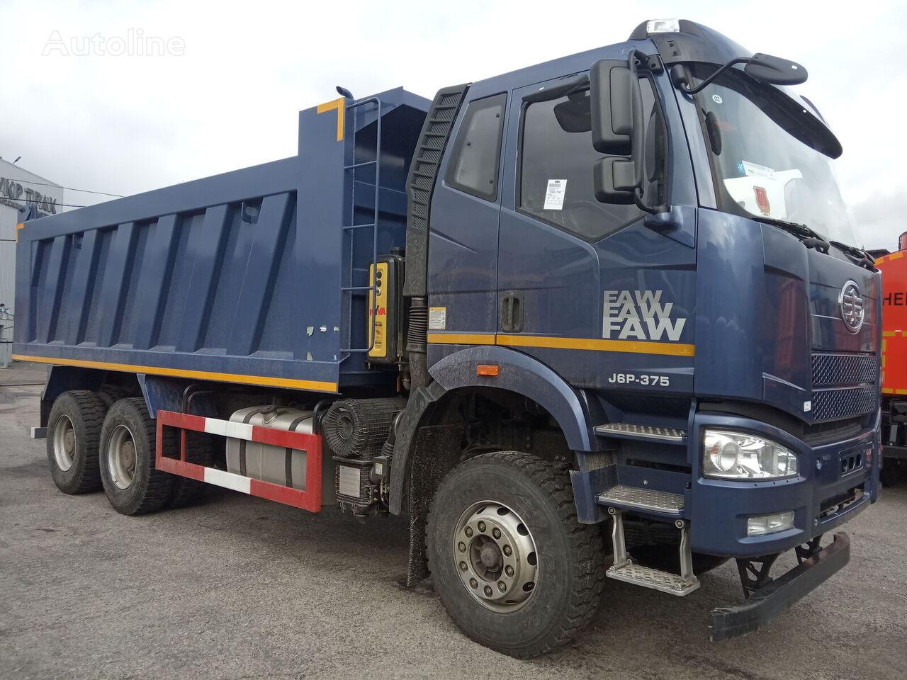 ny FAW J6P 6x4 tippbil
