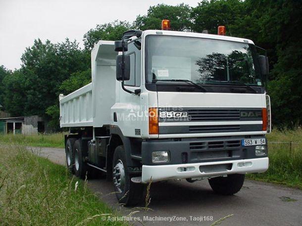 DAF CF 85 340CV tippvagn