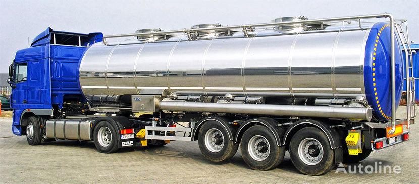 annan hydraulisk del till tankvagn semitrailer