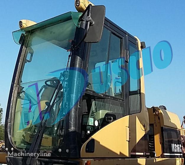 CATERPILLAR hytt till CATERPILLAR  M316C grävmaskin