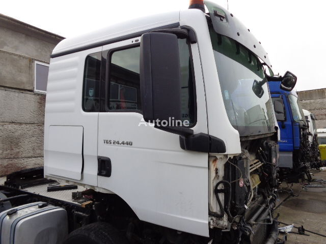 MAN Perfect condition TGS low cab ( EUROPE DELIVERY ) hytt till MAN TGS dragbil