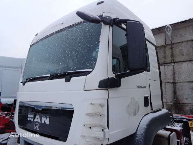 MAN TGS good condition cab ( EUROPE DELIVERY ) hytt till MAN TGS dragbil