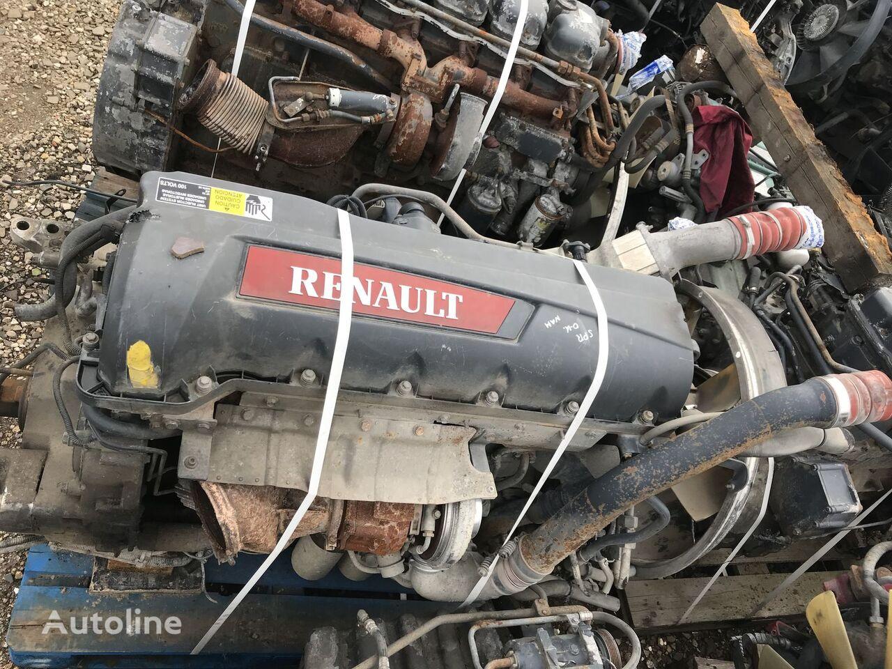 RENAULT DXi11 450 EC06 motor till RENAULT PREMIUM dragbil