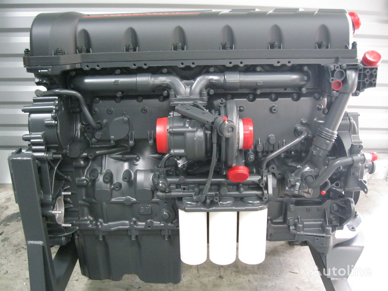 ny RENAULT TRUCKS motor till RENAULT ALL VERSIONS lastbil