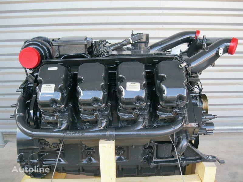 SCANIA DC1602 motor till lastbil