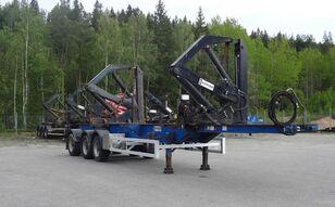 HAMMAR 160 S / 33 T / 20'-40' containerchassi semitrailer
