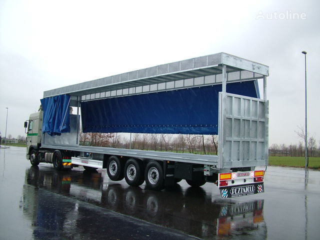 ny PEZZAIOLI SCT63 fjäderfätransport semitrailer
