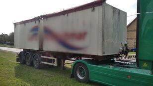KEMPF SK 52m3 sädeslastbil semitrailer