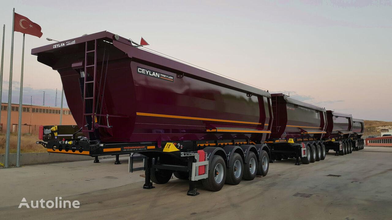 ny CEYLAN 2019 tippvagn semitrailer