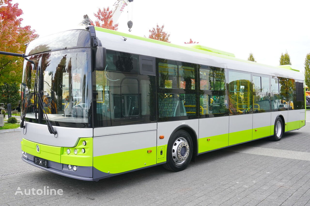 SOLBUS Solcity 12  EURO 6, 26 + 1 seats , 80 persons , city bus , LIKE  stadsbuss