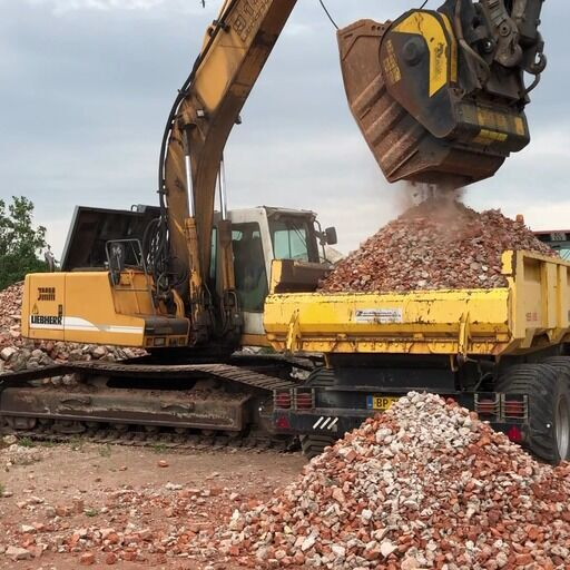 ny MB Crusher  Crushing bucket BF90.3 S4 krosskopa