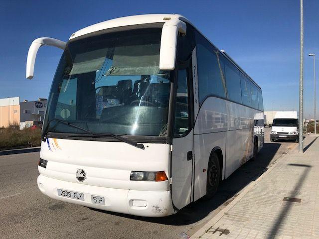 IVECO eurorider 35 turistbuss