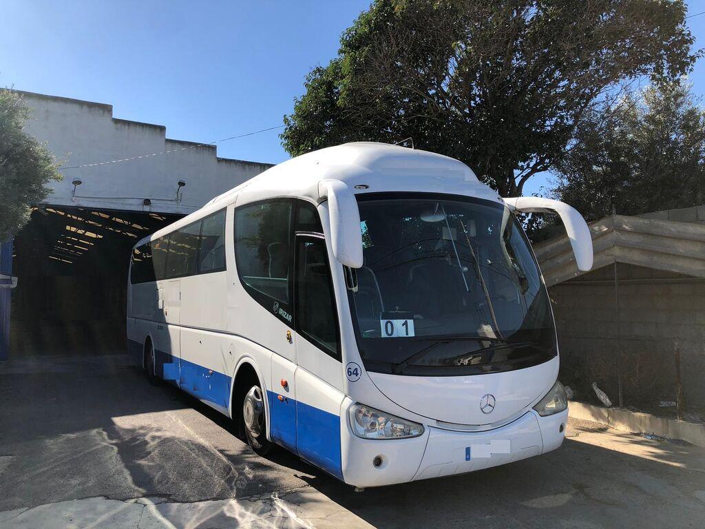 MERCEDES-BENZ OC 500 - IRIZAR PB  +420 CV turistbuss